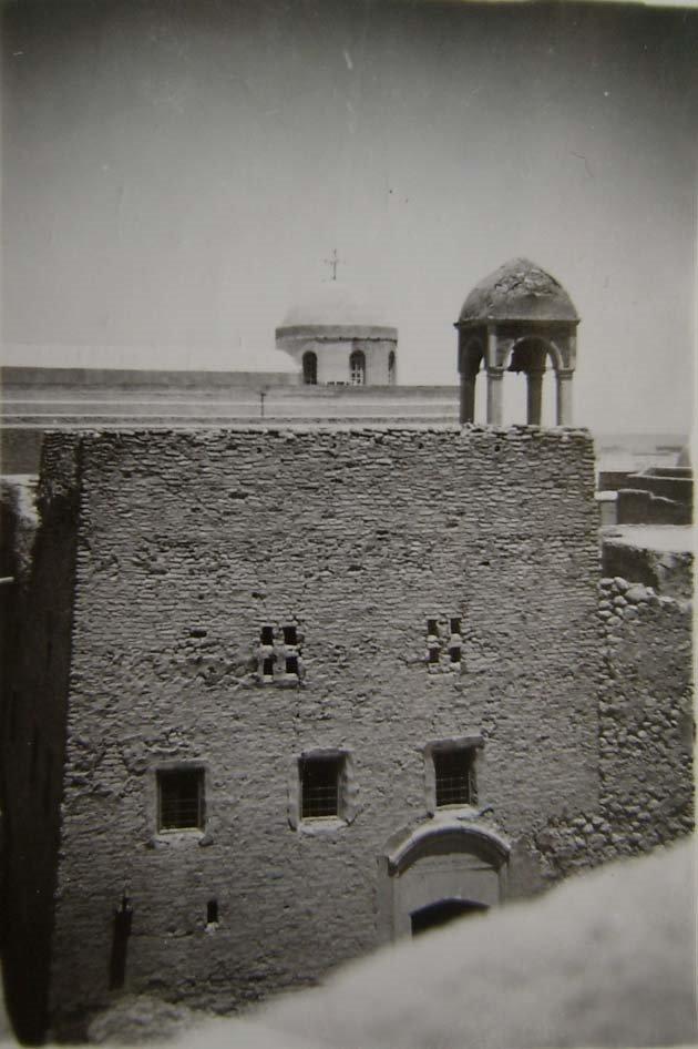 كنيسة الطاهرة القديمة  وكنيسة الطاهرة الكبرى - قديما